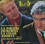 Cover CD Colonna sonora La polizia incrimina, la legge assolve