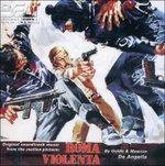 Cover CD Colonna sonora Roma violenta