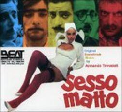 CD Sessomatto (Colonna Sonora) Armando Trovajoli