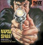 Cover CD Napoli spara