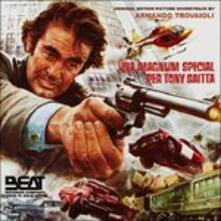Una Magnum Special per Tony Saitta (Colonna sonora) - CD Audio di Armando Trovajoli
