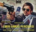 Cover CD Colonna sonora Liberi, armati, pericolosi