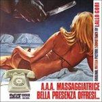 Cover CD Colonna sonora Il seme della discordia
