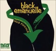 Black Emanuelle (Colonna sonora) - CD Audio di Nico Fidenco