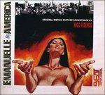 Cover CD Colonna sonora Emanuelle in America