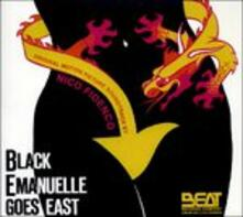 Black Emanuelle Goes East (Colonna Sonora) - CD Audio di Nico Fidenco
