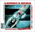 Cover CD Colonna sonora Il giudice e il suo boia