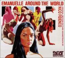 Emanuelle Around the World (Colonna Sonora) - CD Audio di Nico Fidenco