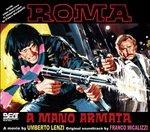 Cover CD Colonna sonora Roma a mano armata