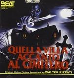 Cover CD Quella villa accanto al cimitero