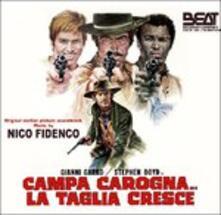 Campa Carogna La Taglia Cresce (Colonna sonora) - CD Audio di Nico Fidenco