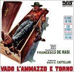Cover CD Colonna sonora Vado... l'ammazzo e torno