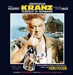 Cover CD Professor Kranz tedesco di Germania