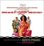Cover CD Colonna sonora Dove vai se il vizietto non ce l'hai?
