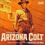 Cover CD Colonna sonora Arizona Colt