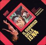 Cover CD Colonna sonora Il sorriso della jena