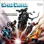Cover CD Colonna sonora Speed driver
