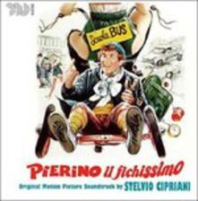 Pierino Il Fichissimo (Colonna sonora) - CD Audio di Stelvio Cipriani
