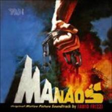 Manaos (Colonna sonora) - CD Audio di Fabio Frizzi