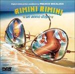 Cover CD Rimini Rimini un anno dopo