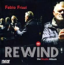 Rewind the Studio Album (Colonna Sonora) - CD Audio di Fabio Frizzi