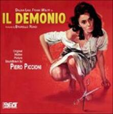 Il Demonio (Colonna sonora) - CD Audio di Piero Piccioni