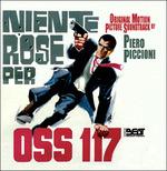 Cover CD Colonna sonora Niente rose per OSS 117
