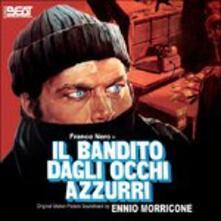 Il Bandito Dagli Occhi Azzurri (Colonna sonora) - CD Audio di Ennio Morricone