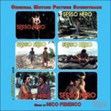 Sesso Nero (Colonna Sonora) - CD Audio di Nico Fidenco
