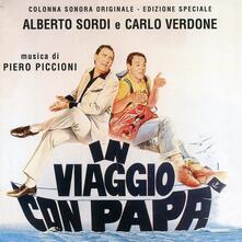In Viaggio con Papà (Colonna sonora) - CD Audio di Piero Piccioni