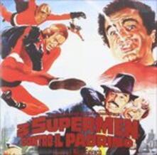 Che Casino con Pierino - 3 Supermen Contro Il Padrino (Colonna Sonora) - CD Audio di Nico Fidenco