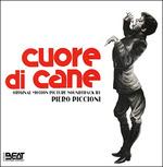 Cover CD Colonna sonora Cuore di cane