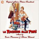 Cover della colonna sonora del film La ragazza alla pariv