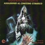 Cover CD Colonna sonora Assassinio al cimitero etrusco