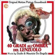 40 Gradi All'ombra Del Lenzuolo (Colonna Sonora) - CD Audio