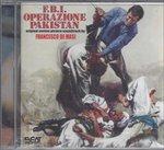 Cover CD Colonna sonora F.B.I. Operazione Pakistan