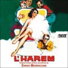 L'harem (Colonna sonora) - CD Audio di Ennio Morricone
