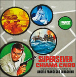 Cover CD Colonna sonora Superseven chiama Cairo