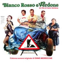 Bianco Rosso e Verdone (Colonna sonora) - CD Audio di Ennio Morricone