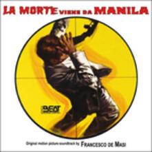 La Morte Viene da Manila (Colonna sonora) - CD Audio di Francesco De Masi