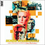 Cover CD Colonna sonora Scacco internazionale