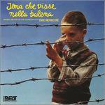 Cover CD Jona che visse nella balena