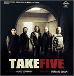 Cover CD Colonna sonora Take Five