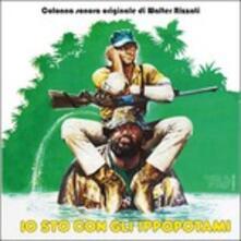 Io Sto con Gli Ippopotami (Colonna Sonora) - CD Audio di Walter Rizzati