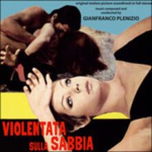 Violentata sulla sabbia (Colonna sonora) - CD Audio di Gianfranco Plenizio
