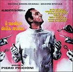 Cover CD Colonna sonora Il medico della mutua