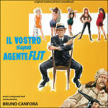 Il vostro super agente (Colonna sonora) - CD Audio di Bruno Canfora