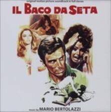 Il baco da seta (Colonna sonora) - CD Audio di Mario Bertolazzi