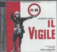CD Il vigile (Colonna Sonora) Piero Umiliani