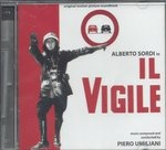 Cover CD Colonna sonora Il vigile